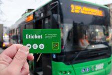 З 1 квітня у Харкові скасовують пільги на проїзд немісцевим