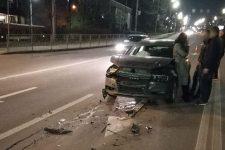 Масштабна ДТП у Києві: нетвереза водій спровокувала зіткнення 4 машин