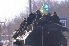Стреляли в упор, прикрываясь флагами. Как шли бои за Дебальцево