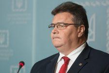 Литва занепокоєна військовою ескалацією на Донбасі – Лінкявічюс