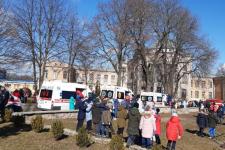 В лицее на Киевщине распылили слезоточивый газ – 16 детей в больнице