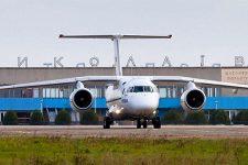 Николаевский аэропорт начинает первые регулярные рейсы после 6 лет простоя