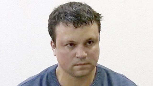Політв'язень Кремля Стогній повернувся до Києва