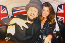 Monatik з дружиною вийшли на червону доріжку Brit Awards 2020