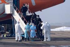 Что происходит в Новых Санжарах: как город встречает эвакуированных из Китая