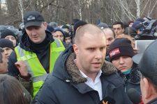 Синєгубов звернувся до місцевих жителів через ситуацію в Нових Санжарах