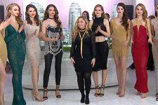 Одягає Кардашян, Лопес і Стоун. Наталі Феднер влаштувала модний показ в Україні