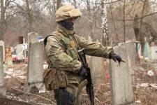 Не бачили таких обстрілів два роки: бойовики обстріляли цвинтар у Попасній