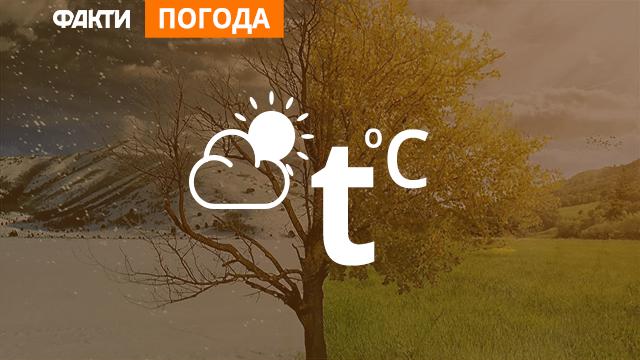 Погода ICTV