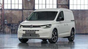 Volkswagen представив нове покоління Caddy
