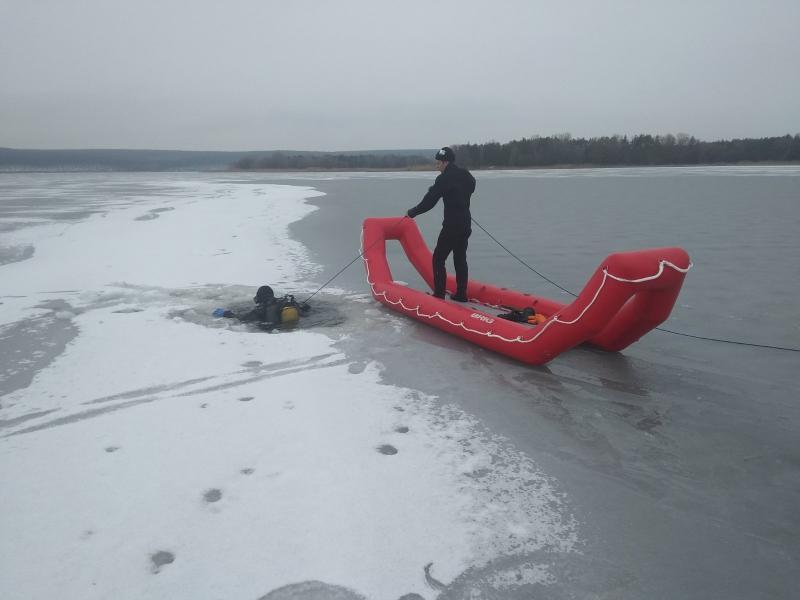Під Харковом потонули двоє рибалок