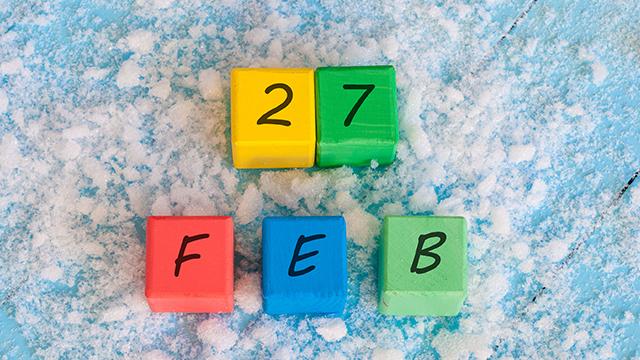 27 лютого