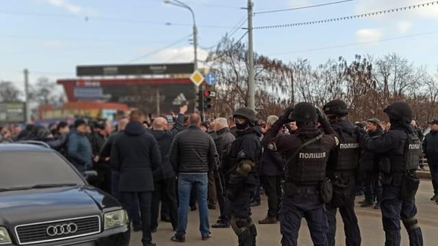 У Харкові біля ринку сталася бійка: що відбувається на Барабашово