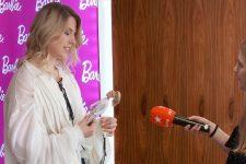 Схожість – максимальна: Ольга Харлан оцінила свій прототип ляльки Барбі