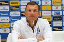 Шевченко назвав склад на матчі відбору до ЧС-2022