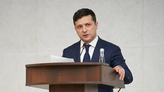 Крим та Донбас не можуть бути щасливими без України – Зеленський