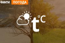 Погода в Україні на 6 серпня (КАРТА)