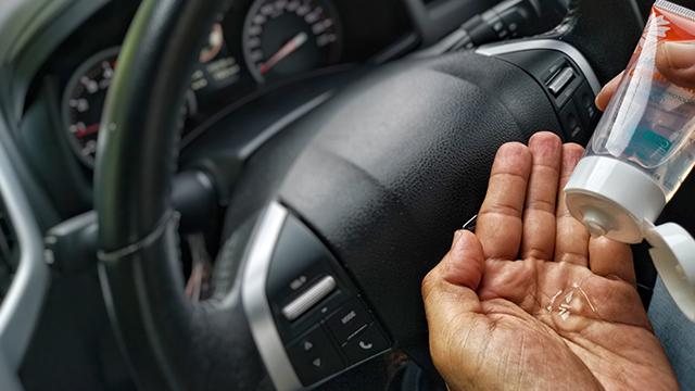Как правильно дезинфицировать авто от коронавируса