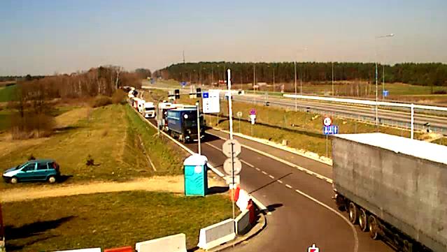 Ситуация на границах с Польшей: что происходит сейчас