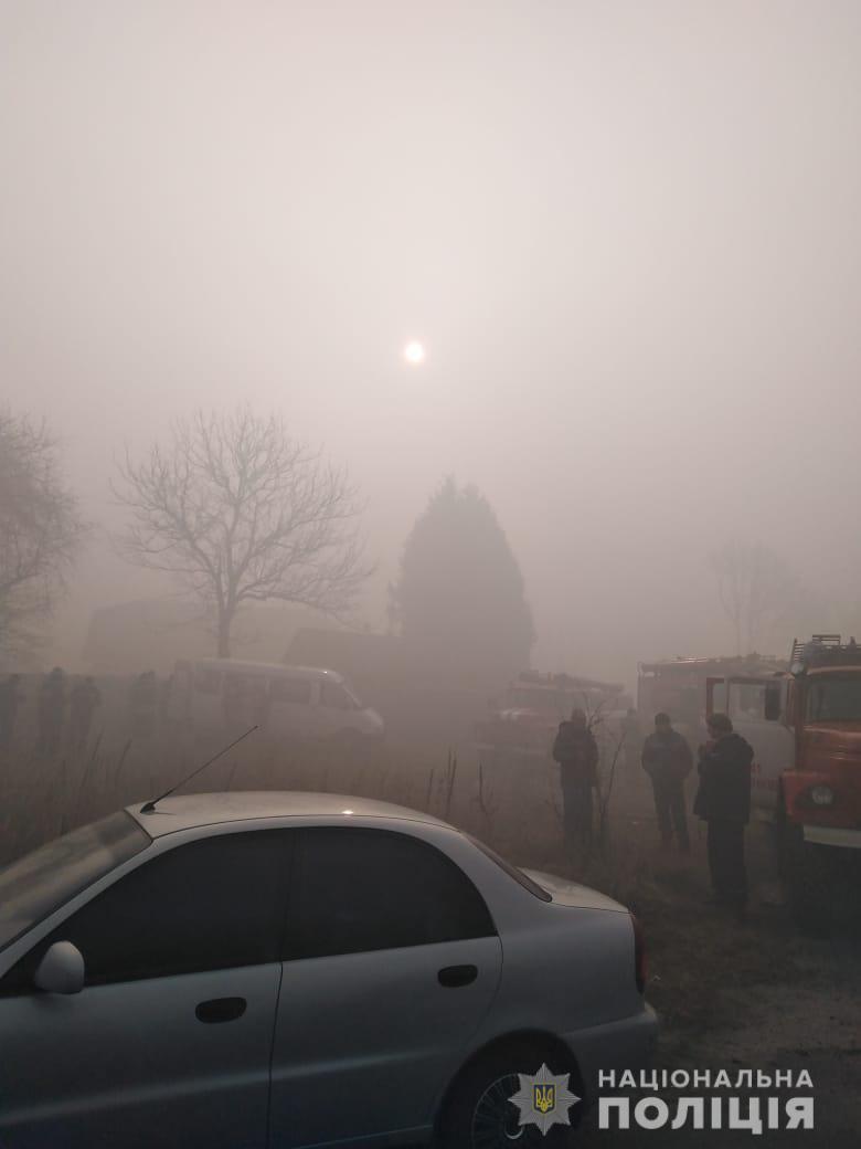 Поліція знайшла винуватця пожежі в зоні відчуження ЧАЕС