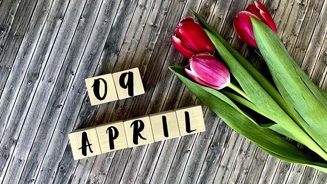 9 квітня