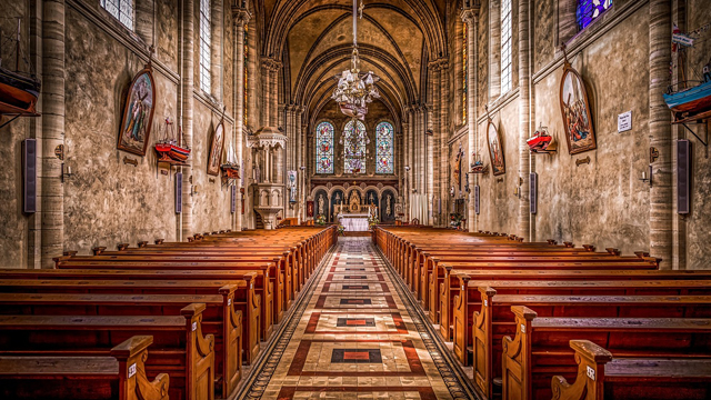Церква (фото піксабай)
