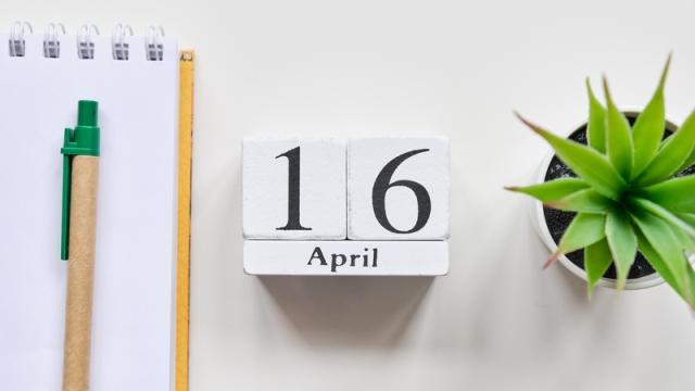 16 квітня