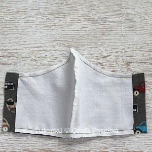 Тканинна маска для обличчя своїми руками: викрійка та інструкція