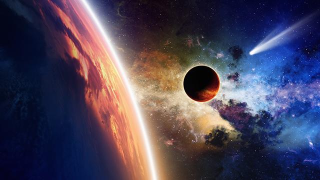 Потенциально опасный астероид пролетит возле Земли — в какое время