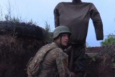 [:ua]Підірвались на власних мінах. Група бойовиків намагалась дістатись наших позицій[:ru]Подорвались на собственных минах. Группа боевиков пыталась добраться до наших позиций[:]