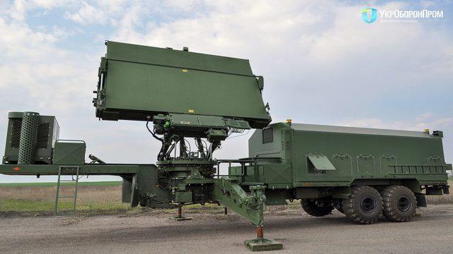 В Україні розробили новітній високомобільний радар