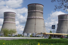 Работающие блоки АЭС уменьшили мощность работы почти в два раза – Герус