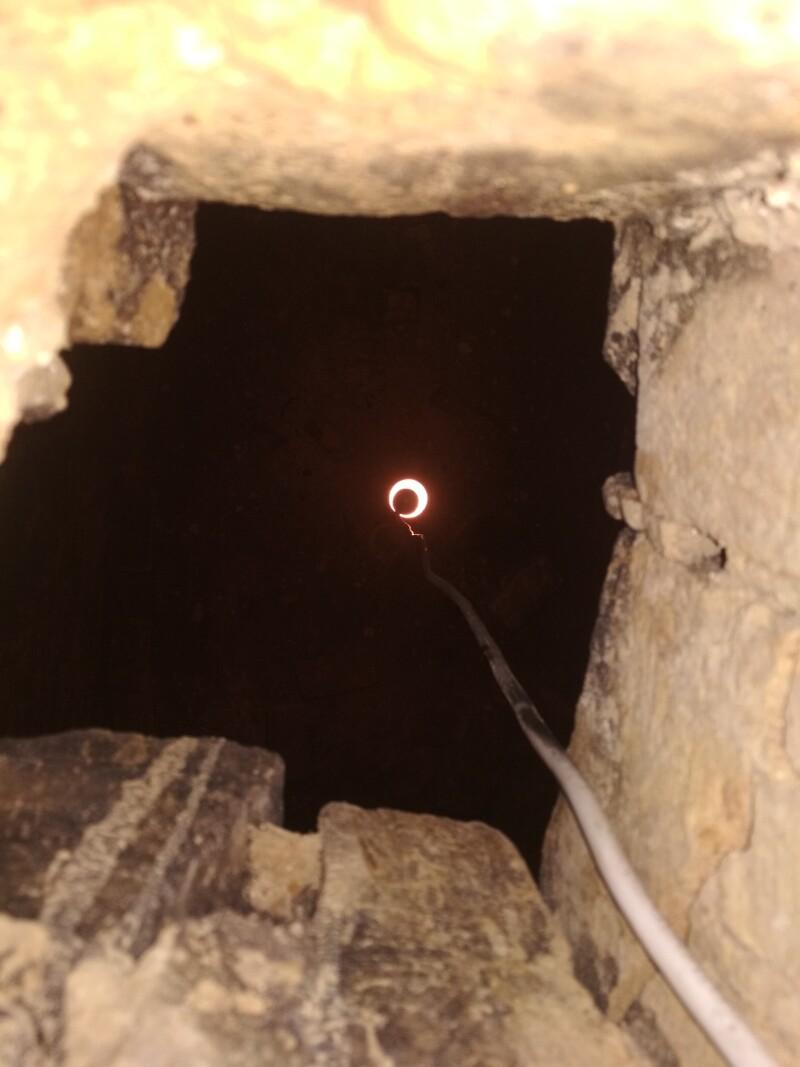 У Луцьку під замком XIV-XV століття знайшли підземні кімнати