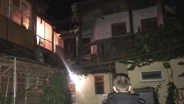 В Одесі обвалився ще один будинок, людей евакуюють