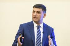 Про ймовірність дострокових виборів в Раду і прем'єрство: інтерв'ю Гройсмана