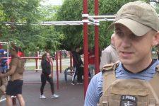 Біг, підтягування та відтискання в бронежилеті: українці у челенджі MURPH