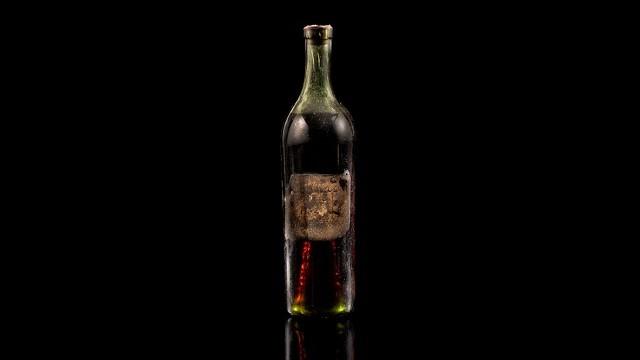 Gautier 1762 року: за пляшку коньяку на Sotheby's віддали $145 тис.