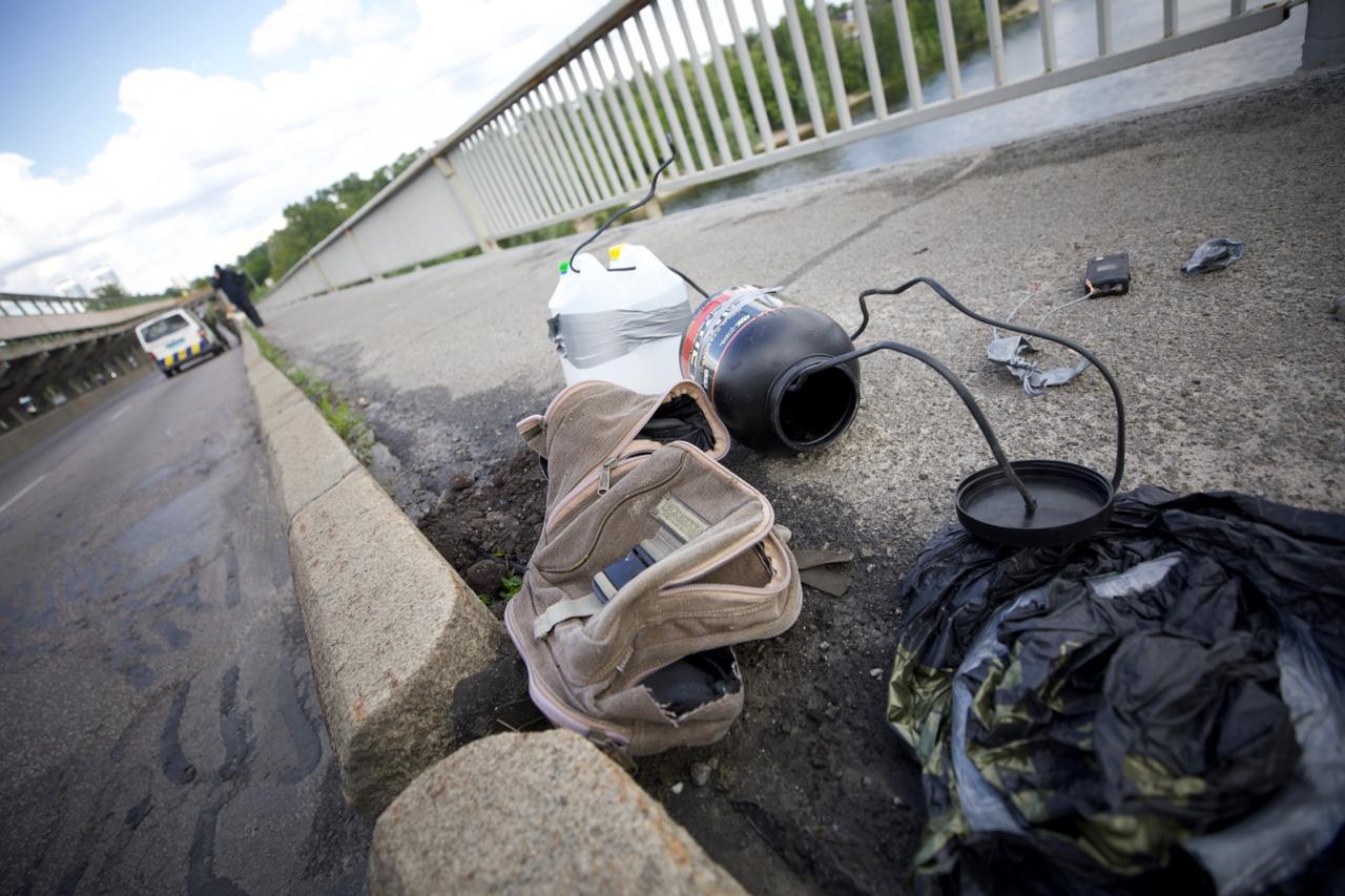 Минирование моста Метро в Киеве: подробности задержания минера