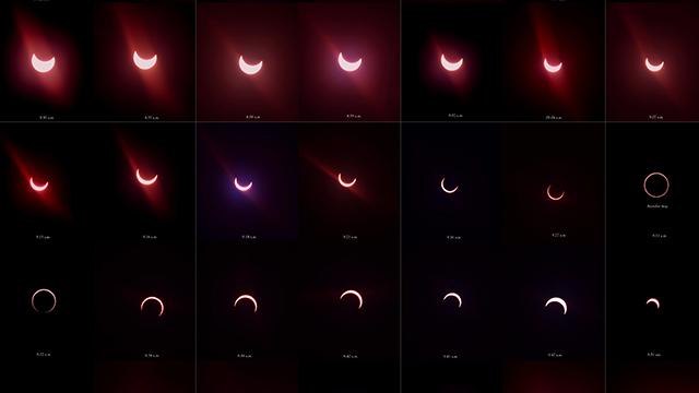 Кільцеве сонячне затемнення в червні 2020 року - дата