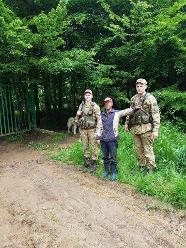 Пастух із Румунії випадково забрів із отарою овець в Україну