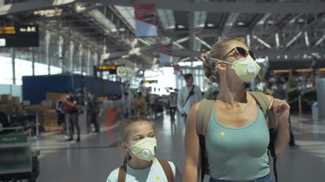 аеропорт, карантин туристи
