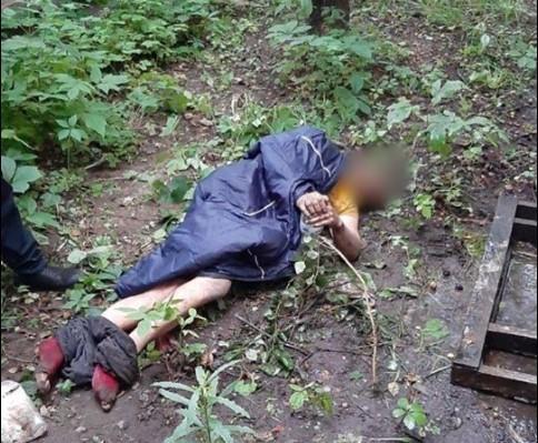 У Києві чоловік три дні пролежав за магазином через травму хребта (18+)