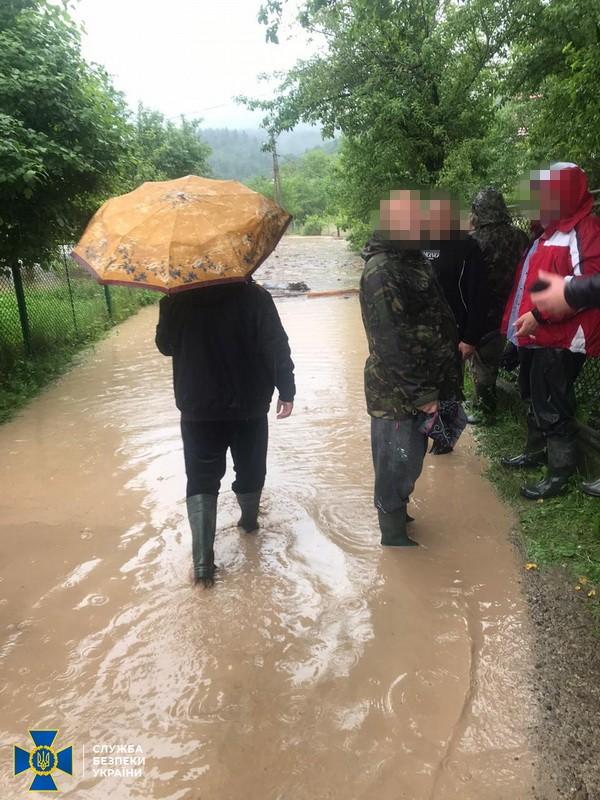 СБУ розслідує повені в Західній Україні як екоцид