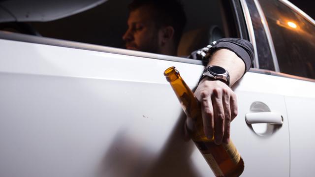 В Україні посилять відповідальність для п'яних водіїв