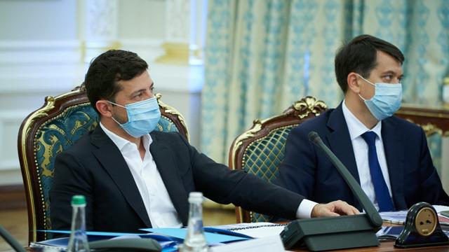 В Україні планується реформа митниці - Зеленський