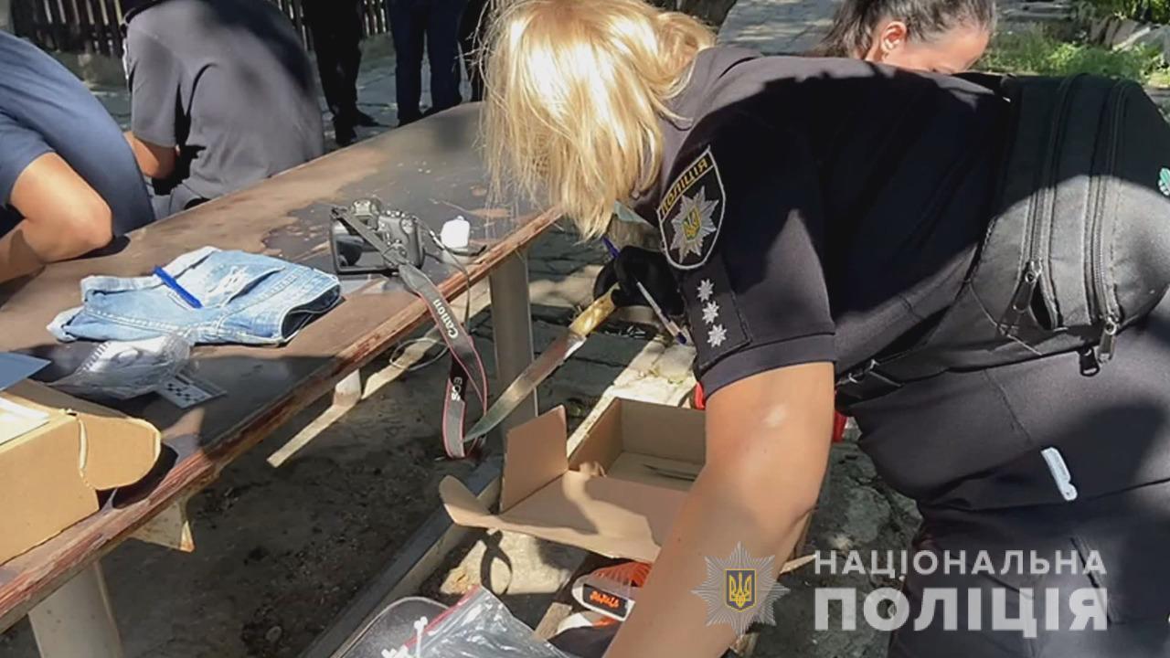 В Одесі жінка порізала ножем свою суперницю, яку приревнувала до хлопця