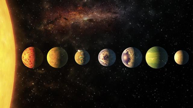 Великий парад планет 2020 - дата і де дивитися