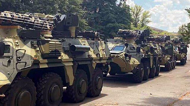 Через агресію РФ Укроборонпром готовий подвоїти виробництво техніки та зброї