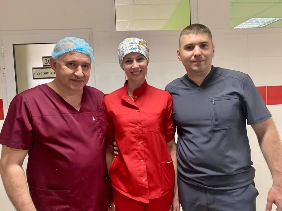 Проведена трансплантация сердца во Львове