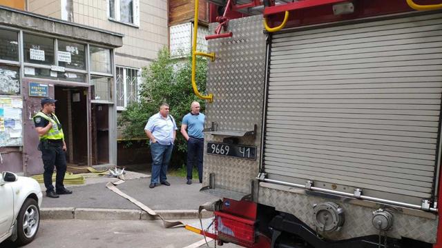 Витік газу у Києві: евакуювали багатоповерхівку